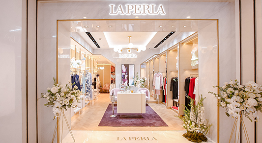 LA PERLA全新杭州大厦精品店璀璨启幕 邀您步入奢雅意式灵感世界