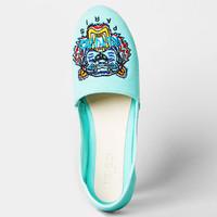 凯卓女式虎头鞋