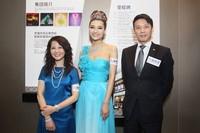 六福珠宝亮相2014上海国际珠宝展