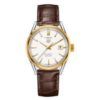 豪雅2014新款卡莱拉系列镀金男士自动腕表