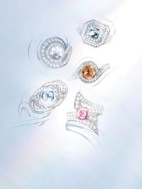 De Beers 1888大师美钻&钻石艺术珠宝