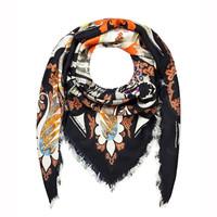 Etro 2014春夏新品 女士印花丝巾
