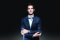 RADO瑞士雷达表全球品牌代言人安迪.穆雷折桂深圳网球公开赛