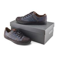 ECCO2014秋冬新品 休闲系带男鞋
