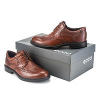 ECCO2014秋冬新品 男士正装通勤皮鞋