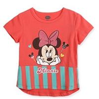 迪士尼六一儿童夏装短袖t恤衫