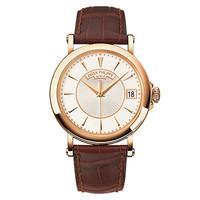 百达翡丽 2015新品玫瑰金男士腕表