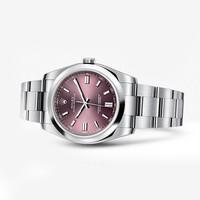 劳力士Rolex 蚝式恒动葡萄酒红腕表