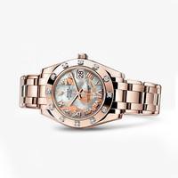 劳力士Rolex 日志珍珠淑女型34腕表