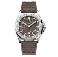 百达翡丽 Aquanaut系列不锈钢款式女士腕表