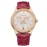 百达翡丽 复杂功能时计系列玫瑰金女士腕表