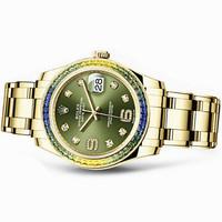 劳力士Rolex 珍珠淑女型 39系列腕表