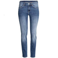 H&M 女士Slim Regular牛仔裤