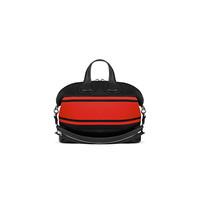 纪梵希Givenchy 红色条纹潜水面料ICONIC手提袋