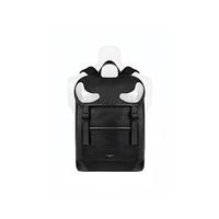 纪梵希Givenchy RIDER真皮和尼龙箱形背包