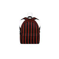 纪梵希Givenchy 红色条纹尼龙ICONIC箱形背包