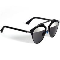 """迪奥Dior """"DIOR SO REAL""""黑色太阳眼镜"""