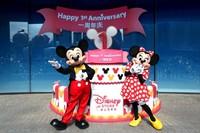 上海迪士尼旗舰店喜迎一周年庆 迪士尼天猫官方旗舰店正式上线