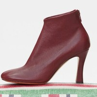 赛琳(Celine)NAPPA小羊皮弹力短靴