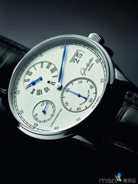 格拉苏蒂Senator Chronometer Regulator腕表