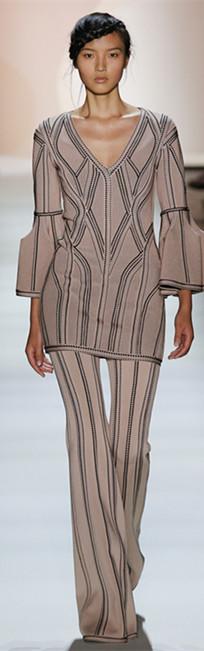 Herve Leger 2016春夏纽约时装周