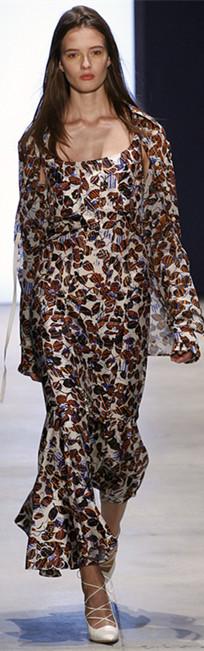 Derek Lam 2016春夏纽约时装周