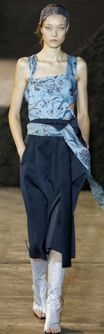Phillp Lim 2016春夏纽约时装周
