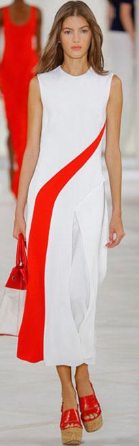 Ralph Lauren 2016春夏纽约时装周
