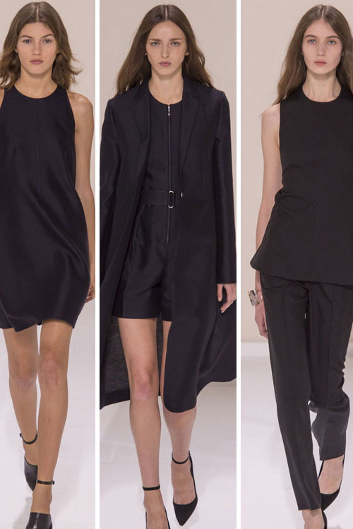 Hermès大秀 优雅女人的穿衣范本