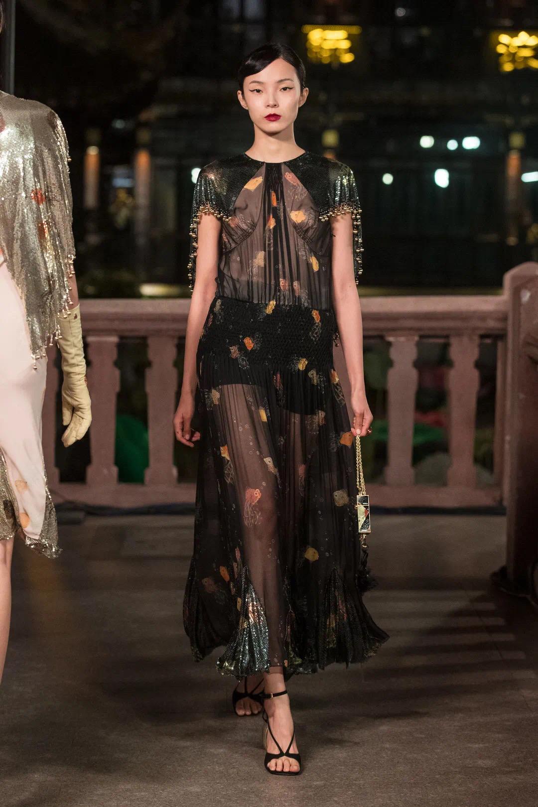 LANVIN 2021春夏新系列:從巴黎到上海 浪而不凡