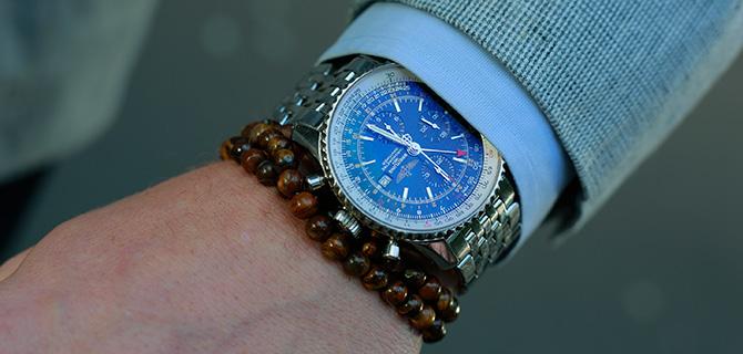 巴塞尔表展街拍:体面生活先从一块有仪式感的腕表开始