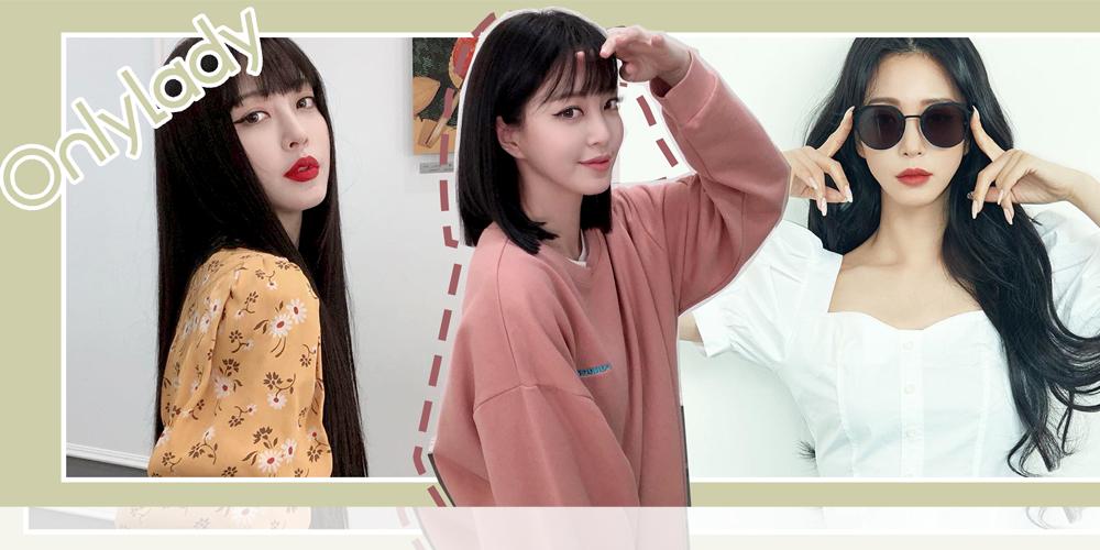 剪一刀40岁秒回18岁,韩艺瑟的新发型厉害了!